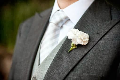 Ser noivo é...