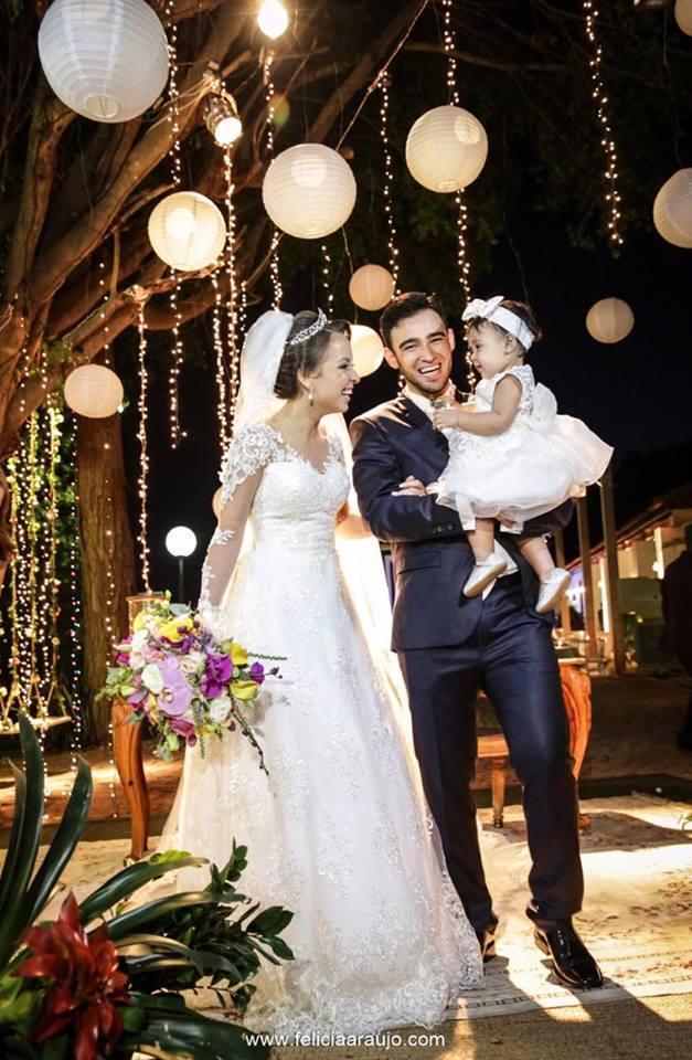 Anny Rafaela e Vinicius Dias - O Casamento