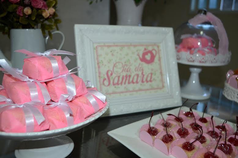 Chá da Samara