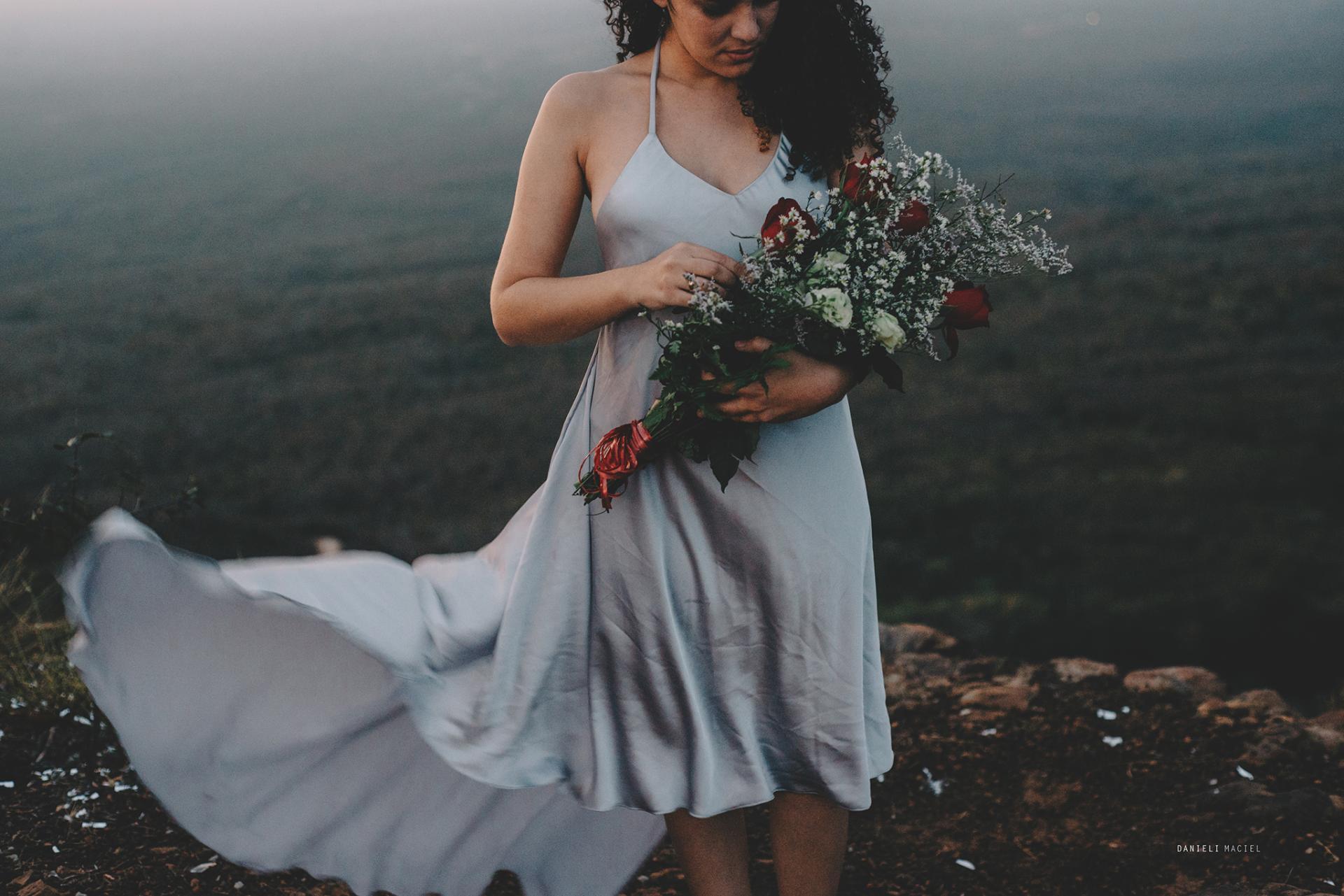 Entre um ensaio e um pedido lindo de casamento