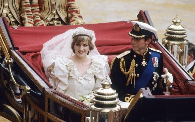 Casamentos luxuosos 1º - Lady Di e príncipe Charles