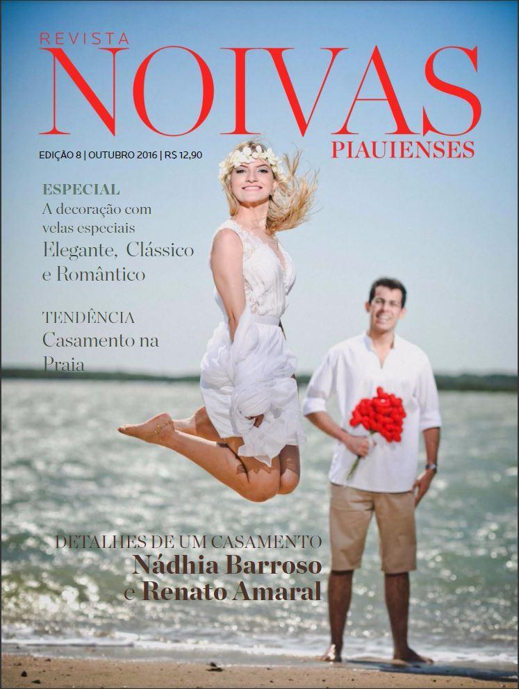 Revista Noivas Piauienses - Ed. 8