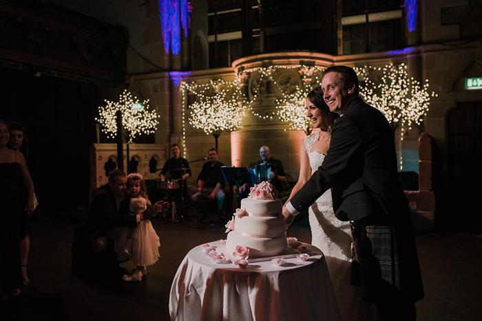 Casamento na Escócia Leila & Derek