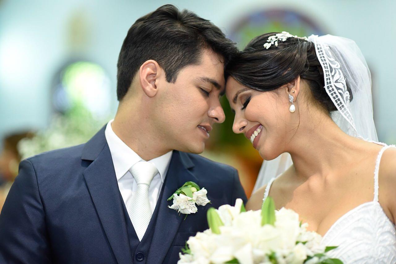 O grande dia também do noivo