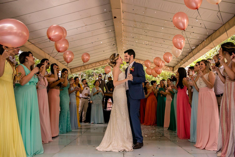 Asmadrinhastêm umpapel importanteno casamento
