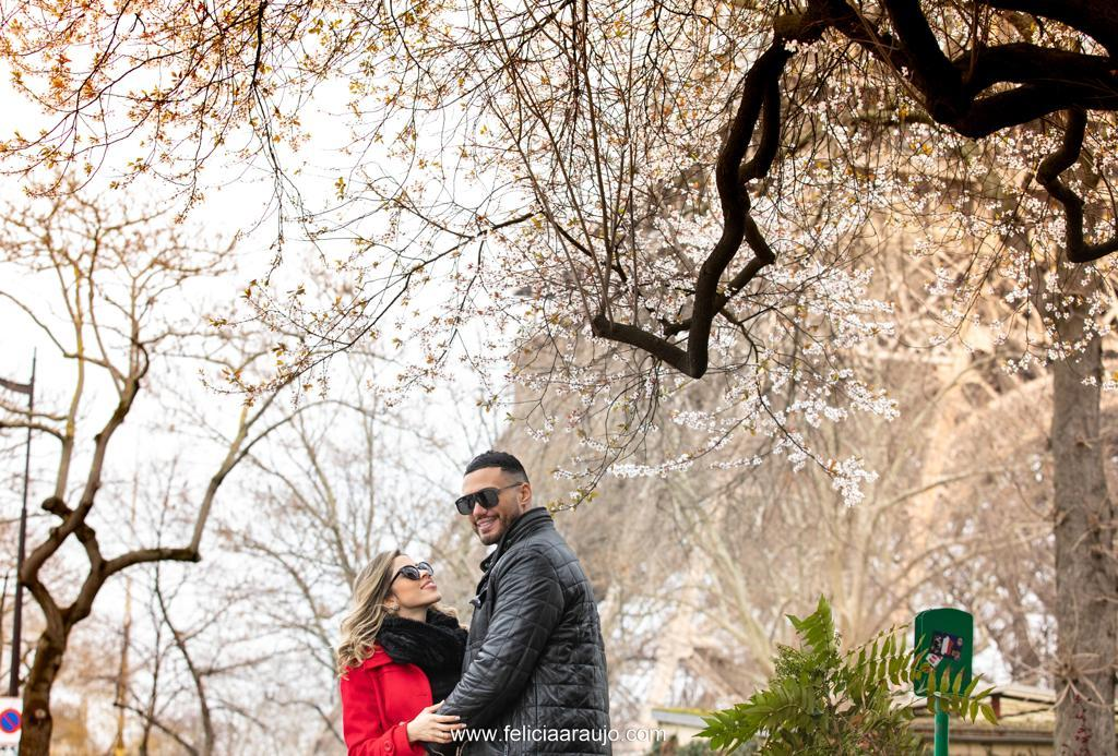Vanessa e Augusto