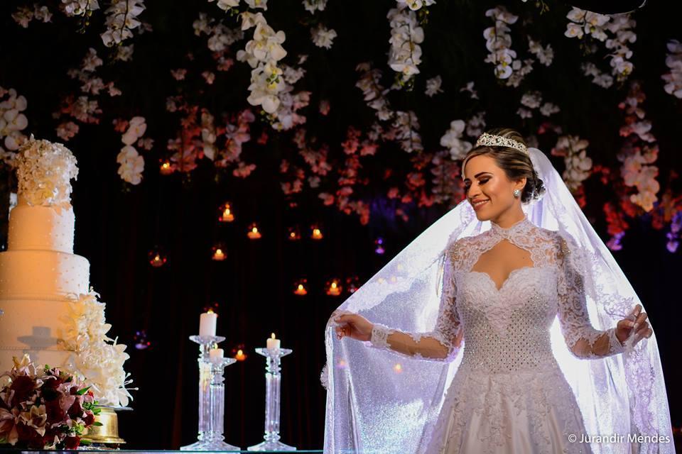 Curiosidade! Vestido branco de noiva