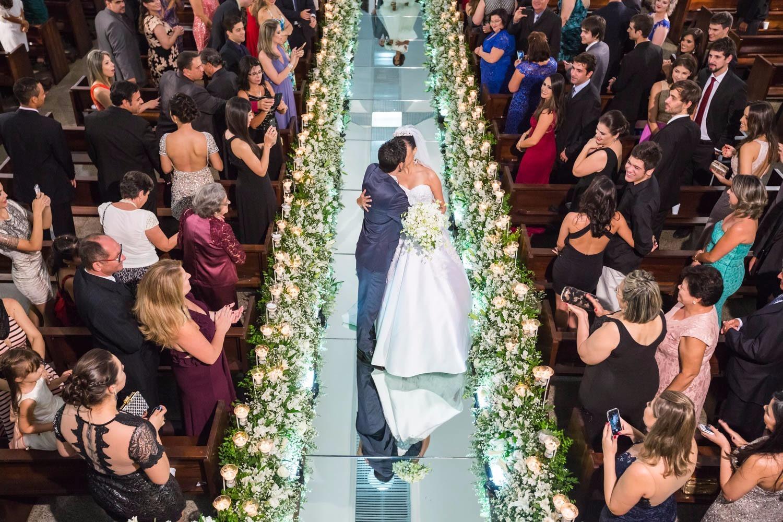Como definir a igreja do meu casamento