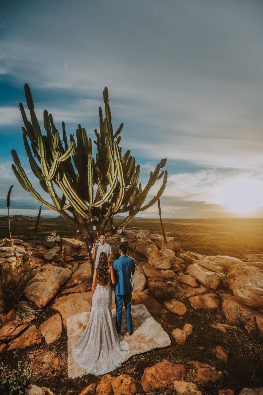Casamento a Dois (Elopement Wedding)